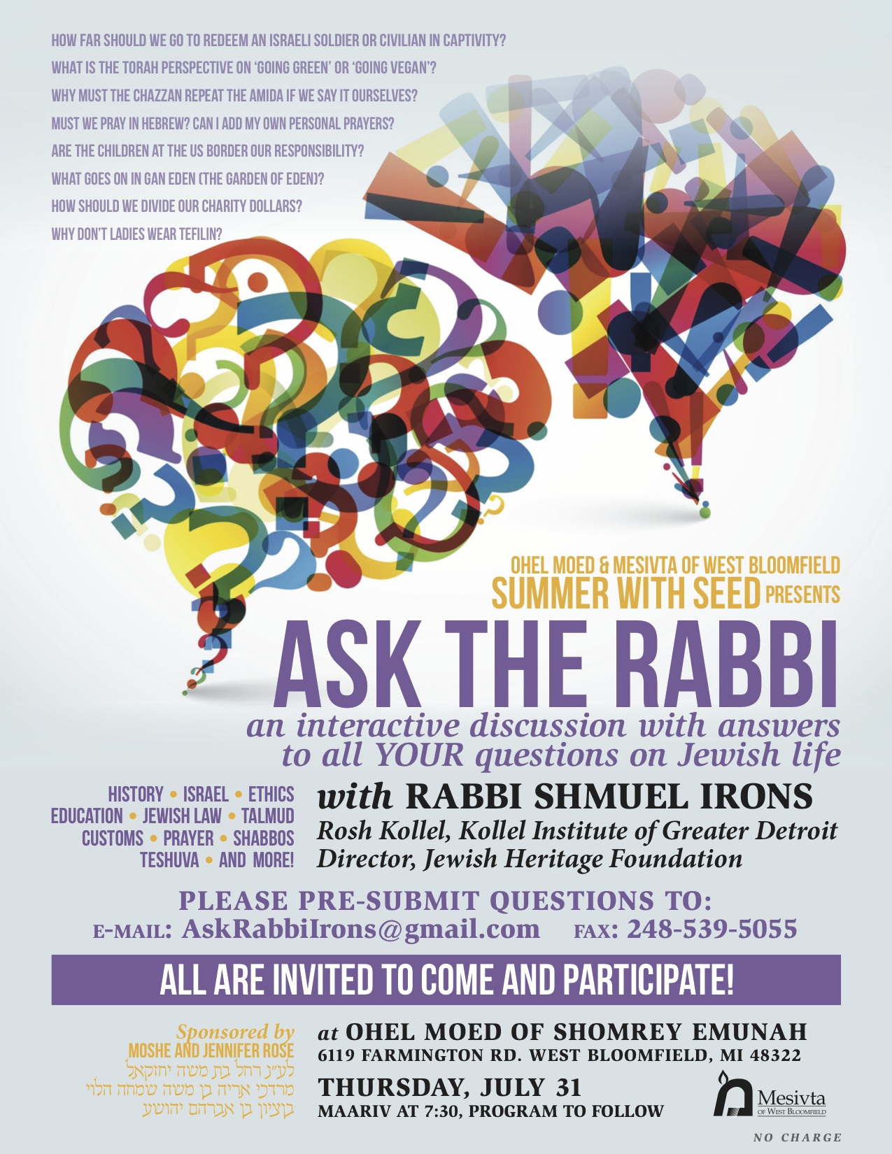 MWB Ask Rabbi Irons 7 14 .2